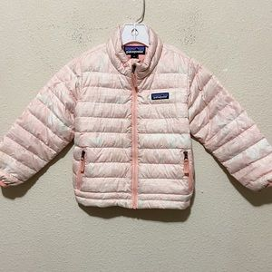 Patagonia Down Albanian Landscape Pink Opal 3T